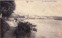 NAMUR     Les Rochers Des Grands Malades - Namur