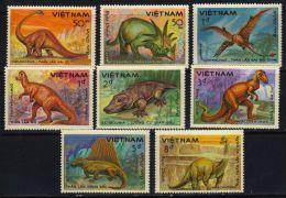 VIETNAM - Marken, Prehistorische Tiere  (tie825) - Prehistorics
