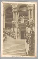 Foto ~1889 France Paris L'Escalier De L'Opéra #89 - Photos