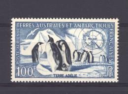 TAAF  -  Avion  -  1956  :  Yv  3  **     ,   N2 - Luchtpost