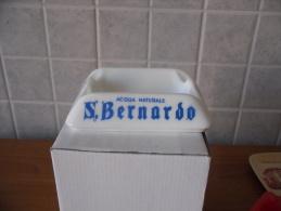 pubblicit� advertising posacenere PORTACENERE  acqua naturale san bernardo