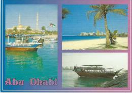 ABU DHABI - Cartes Postales