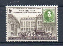 Belgique - COB N° 1250 - Neuf - Belgium