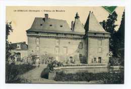 LA COQUILLE 24 DORDOGNE PERIGORD CHATEAU DE MAVALLEIX - Frankreich