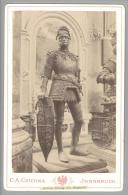 Foto ~1890 AT Jnnsbruck C.A.Czichna (König Arthur Von England) - Photographs