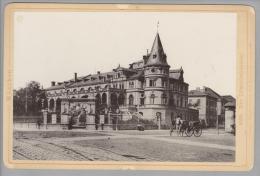 """Foto ~1891 DE Bay München Der Löwenbräukeller"""" # 1228 """"Römmler & Jonas"""" - Anciennes (Av. 1900)"""