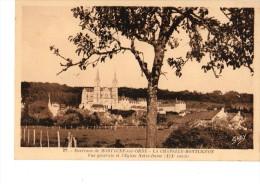 61----MORTAGNE SUR ORNE--la Chapelle-montligeon- L´église Notre-dame---voir 2 Scans - Autres Communes