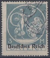 DR Minr.134 Gestempelt - Deutschland