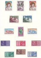 Superbe Collection Neuve De 1951 à 1960 Presque Complète - 3 Scans En Exemple - Vatican