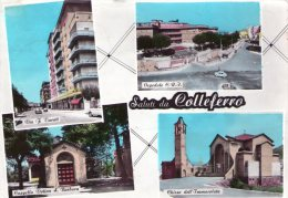 COLLEFERRO...VEDUTINE...ROMA..LAZIO - Altre Città
