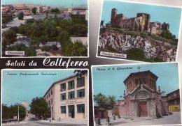 COLLEFERRO...VEDUTINE...ROMA..LAZIO - Italia