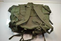 Musette Militaire Armée Française . Idéal Airsoft / Softair / Paintball / Surplus Militaire Scout /randonnée  Camping - Equipement