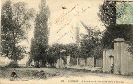 """""""  CPA  AUXERRE   . LES  CHESNEZ - Auxerre"""
