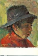 Kunstkaart - Georges Steel Kunstschilder Brugge - Peintures & Tableaux