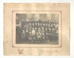 HEUR LE TIEXHE - DIETS HEUR ( Tongeren) - Photo Sur Carton D'une Classe 1924 (sf81) - Lieux