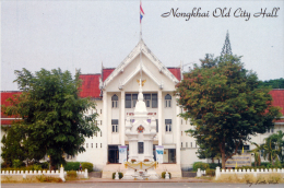 THAILAND - NONG KHAI - OLD CITY HALL - PERFECT MINT QUALITY - Thailand
