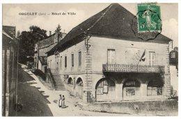 39 Orgelet Hotel De Ville - Orgelet