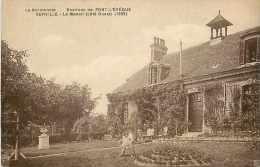 Août13 1568 : Surville  -  Manoir - France