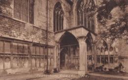 TEWKESBURY - ABBEY CLOISTERS - Inglaterra
