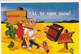 Nevada I'll Be Home Soon