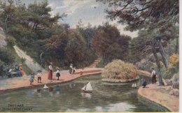 A R QUINTON 929 - THE LAKE, BOSCOMBE CHINE - Quinton, AR