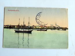 Carte postale ancienne : ISLAND : Reykjavikurh�fn