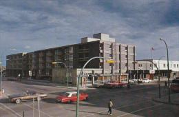 Territorial Hotels Ltd., Yellowknife Inn, Northwest Territories, Canada, 40-60s - Yellowknife