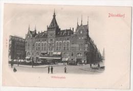ALLEMAGNE - DUSSELDORF - Wilhelmsplatz - Duesseldorf