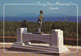 Terry Fox Memorial Thunder Bay Ontario Canada - Monuments