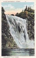Montmorency Falls Quebec Canada