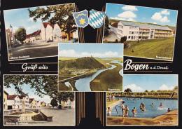 Germany Straubing Gruesse Aus Bogen Multi View
