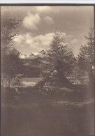 Maloja, Engadin, Silser See, FOTO 1927 - Orte