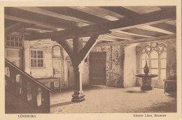 Lüneburg, Kloster Lüne, Brunnen, Um 1915 - Kirchen U. Kathedralen
