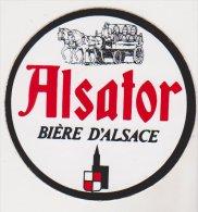 Autocollant Bière Alsator - Stickers
