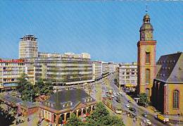 Germany Frankfurt Schsenhausen Blick zur Hauptwache Katharinenki
