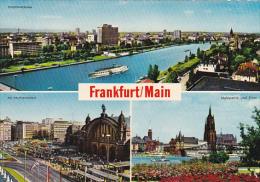 Germany Frankfurt Multi View
