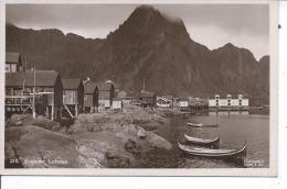 NORVEGE - Svolvaer, Lofoten - Norvège