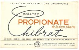 PROPIONATE DE SODIUM   ...... Laboratoires Chibret - Clermont Ferrand - Chemist's