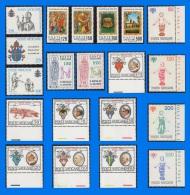 VA 1979-0001, Year Set, MNH - Unused Stamps