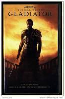 VHS Video  , Gladiator  -  Der Ein Imperium Herausforderte  -  Mit Russell Crowe, Oliver Reed, Ralf Möller - Action, Aventure