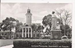 SURINAME PARAMARIBO DEPARTEMENT VEN FINANCIEN 30 - Suriname