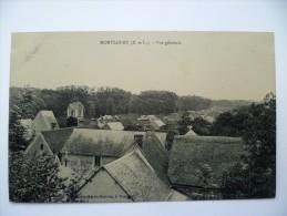 28 : Montlouet - Vue Générale - (n°178) - Autres Communes