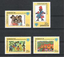 Jamaica 1979 Mi# 462-65 ** MNH Jahr Des Kindes - Jamaica (1962-...)