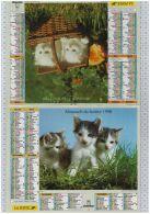 L'Almanach Des PTT De 1998, Gironde 33 - Calendarios