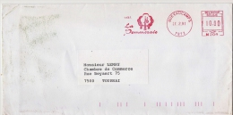 EMA Freistempel : Pommeraie, Pommier, Apple Tree, Apfelbaum, Apfel Quevaucamps 1991 - Bäume