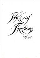 "Star Trek K/S Slash Fanzine: ""The Price Of Freedom"" Novel By Jean Lightfoot (1986) - Science-Fiction"