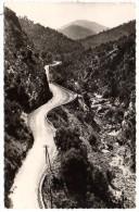 CP, 66, LE BOULOU, Route D'Espagne, écrite, Ed : APA-POUX - Francia