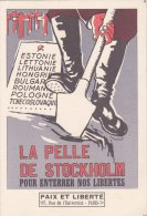 """¤¤  -  ILLUSTRATEUR  """" MICHA """"  -  La Pelle De STOCKHOLM  -  Paix Et Libertés  -  ¤¤ - Illustrators & Photographers"""