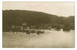 Germany, Bavaria, Burghausen, Floüberschwemmte Dorf, Heinrich Lennard Foto, Photo, Ansichtskarten Postkarten Postcard - Burghausen