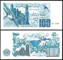 ARGELIA ALGERIA 100 DINARS 1981 PICK 131  UNC - Algeria